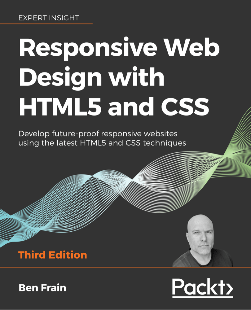 Book cover of Responsive Web Design with HTML5 and CSS 3